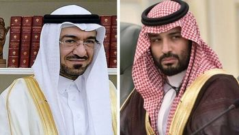 استخدام یک وکیل برای دفاع از  پرونده سعد الجبری توسط بنسلمان