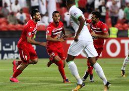 AFC سه بازیکن تاثیر گذار پرسپولیس را معرفی کرد
