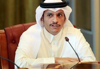 گامهای آغازین صلح دوحه-ریاض؛ وزیرخارجه قطر وارد عربستان شد