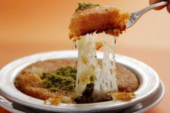 دستور تهیه کونوفه پنیری+عکس