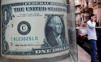 افت خفیف دلار