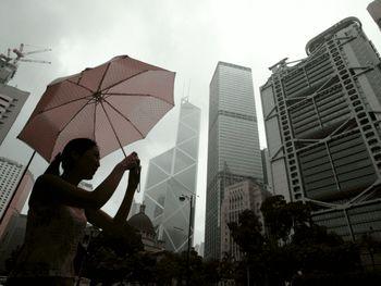 رشد اقتصادی هنگ کنگ منفی شد