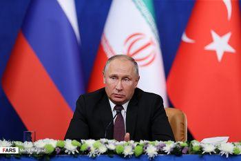 پوتین برای دریافت جایزه صلح نوبل پیشنهاد شد