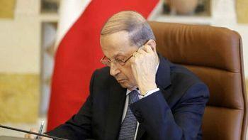 رئیس جمهوری لبنان: در مسیر تشکیل دولت سنگاندازیهایی وجود دارد
