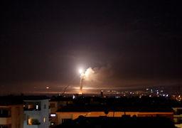 سوریه به کدام نقاط حمله کرد؟