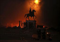 انفجار در میدان تحریر