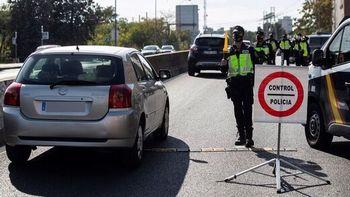 اعلام وضعیت اضطراری در اسپانیا