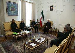 رئیس دفتر رئیس جمهور: تمام دنیا به ویژه آمریکا روابط نزدیک روحانی با سپاه را بدانند