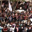 جشن و شادی مردم اردبیل برای پیروزی حسن روحانی