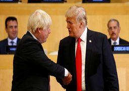 جانسون پیش از مذاکره با اتحادیه اروپا، مذاکرات تجاری با آمریکا را آغاز میکند
