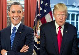 فیلم | مقایسه نحوه اعلام کشته شدن رهبر تروریست ها توسط اوباما و ترامپ