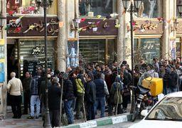 بازداشت تعدادی از دلالان ارز در بازارتهران