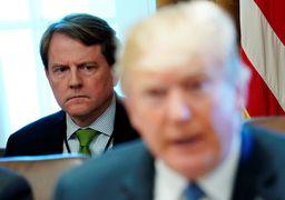 ترامپ: به تمام پرسنل کاخ سفید اجازه دادم با رابرت مولر همکاری کنند