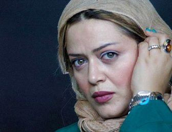 بهاره رهنما و همسرش کنار دیگ نذری اربعین+عکس