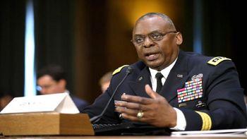 یک سیاهپوست، وزیر دفاع آمریکا می شود؟