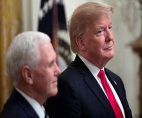ترامپ ومیهمانانش در روز غیبت آشپزهای کاخ سفید چه خوردند؟+عکس