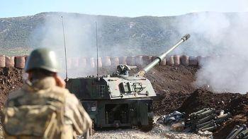 ترکیه به عراق حمله کرد