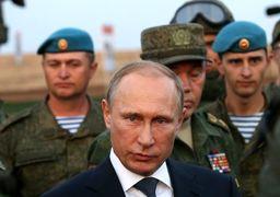 جلوگیری یک نظامی روس از همگام شدن بشار اسد با پوتین + عکس