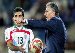 هشدار وحید امیری به بازیکنان تیم ملی