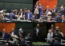 ماجرای توهین به ظریف در جلسه رای اعتماد چه بود؟ + عکس