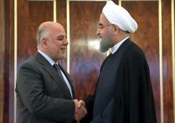 همکاری العبادی با آمریکا در تحریم علیه ایران