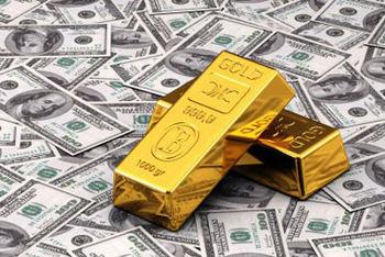 ریزش دلار و صعود طلا/ پیشبینی تحلیلگران از آینده اونس طلا