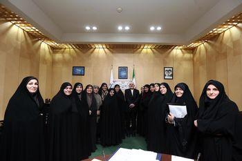 مشروح جلسه ظریف با فراکسیون زنان مجلس