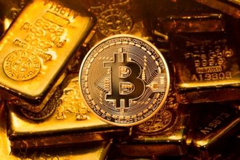 بلومبرگ: سال ۲۰۲۰؛ سال شکوفایی طلا و بیتکوین