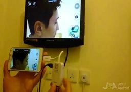چگونه گوشی اندرویدی را به تلویزیون متصل کنیم؟