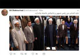 انتقاد شکوری راد از اختلاف افکنی های رئیس دفتر رئیس جمهور