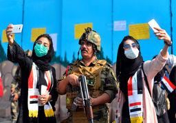 تصاویر منتخب اعتراضات عراق از نگاه آتلانتیک