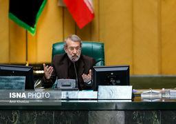 واکنش لاریجانی به اظهارات کدخدایی درباره ردصلاحیت برخی نمایندگان مجلس +فیلم