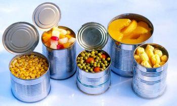 عوارض جانبی مصرف بیش از حد غذاهای کنسروی