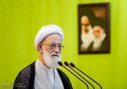 امام جمعه تهران: خداوند به امثال ترامپ خطاب میکند مرگ بر شما باد