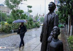 بارانهای معجزه آسای بهار تهران را نجات داد/ روز صفر برای پایتخت/تهرانیها در این روز ۲۵ لیتر بیشتر آب ندارند