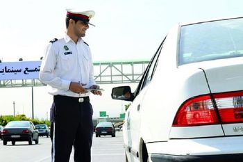 ارسال بیش ۲۱۹ هزار پیامک برای رانندگان خاطی در طرح مقابله با کرونا