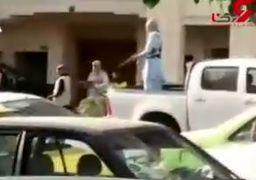 فیلمی از حمله دیروز داعش در تهرانپارس!
