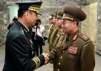 فوری: نتیجه مذاکرات وزرای دفاع کرهشمالی و کرهجنوبی منتشر شد + عکس