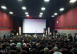 فروش هفتگی سینمای ایران +  اینفوگرافی