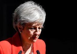ویدئو/ بغض خداحافظی خانم نخستوزیر
