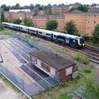 راهاندازی اولین قطار با انرژی خورشیدی +عکس
