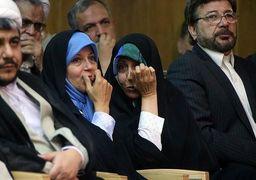 اخراج فاطمه و فائزه هاشمی به دلیل مسائل اعتقادی و اسلامی؟
