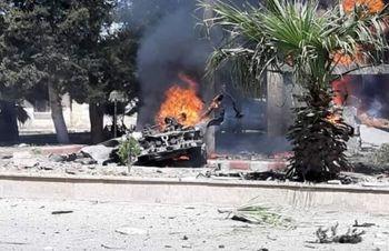 بمب گذاری در سوریه با چهار کشته و زخمی