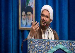 خطیبجمعه موقت تهران: صادرکننده بیانیه گام دوم یک رهبر الهی، نورانی، عارف، باصفا، شجاع، حکیم، ژرفنگر، مصلح، فرزانه و فرهیخته است