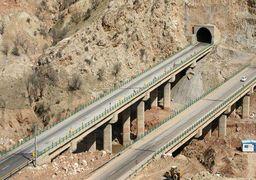 تا دقایقی دیگر بهرهبرداری آزمایشی از منطقه یک آزادراه تهران-شمال آغاز می شود