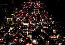 ترافیک فوق سنگین در ورودیهای شرقی پایتخت