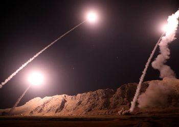 «انتقام سخت»| پایگاه آمریکایی عینالأسد در هم کوبیده شد +فیلم