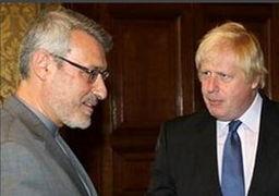 ویژگی خاص جانسون در مورد ایران