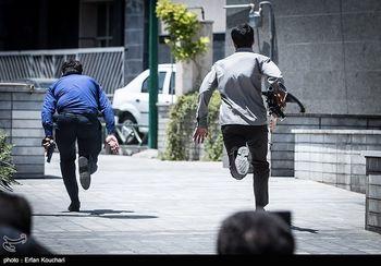 روایت یک «شاهد عینی» از حادثه تروریستی مجلس