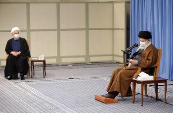 انتقادات رهبری از تندروی و توهین به روحانی و دولتمردان + ویدئو